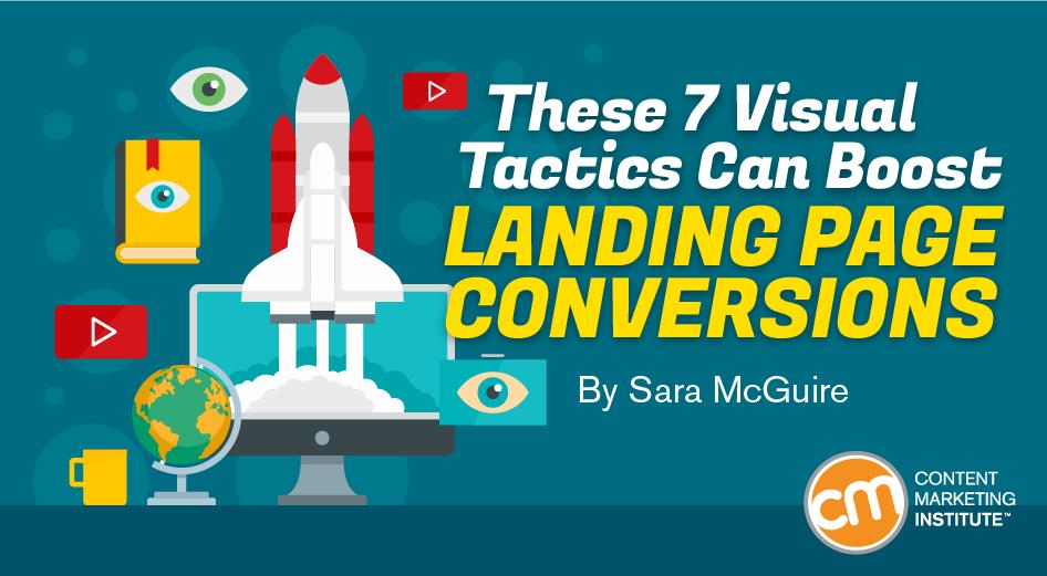 landing page conversation